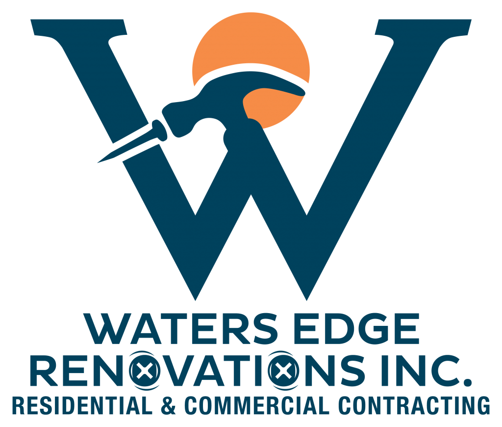 Waters Edge Renovations Logo