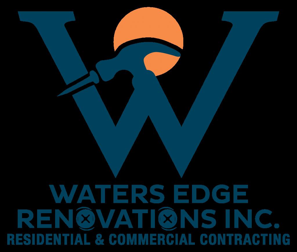 Waters Edge Renovations Logo